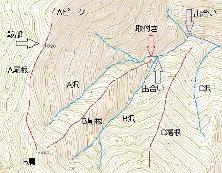 図1地形説明