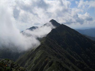 山 の 天気